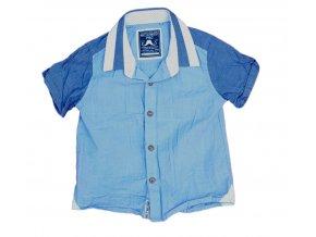 Košile modrá, Next, vel. 80
