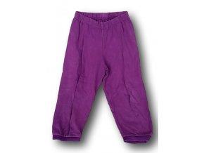 Tepláky fialové, Sanetta, vel. 92