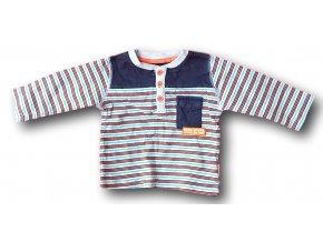 Tričko pruhované, Early days, vel. 74