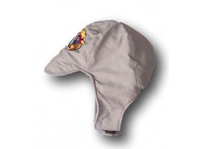 Čepice béžová - Medvídek Pú, Disney