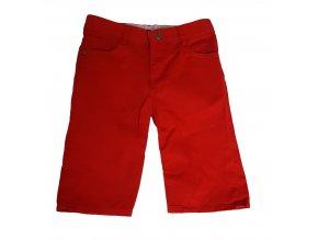 Červené krátké kalhoty, Armani Junior, vel. 140