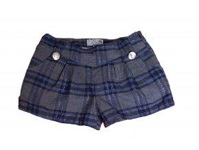 Krátké dívčí kalhoty, Young dimension, vel. 140