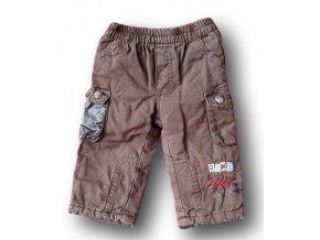 Zateplené kapsáče, Pantalon Dessus, vel. 80