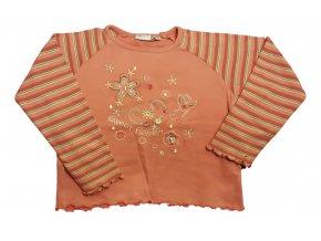 Tričko růžové Berti