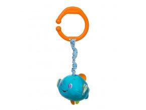 Závěsná hračka s vibrací Rybička