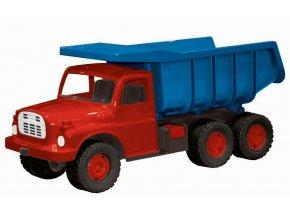 Auto Tatra 148 - modročervená