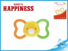 Kousátko slon 10x6cm Baby´s Happiness