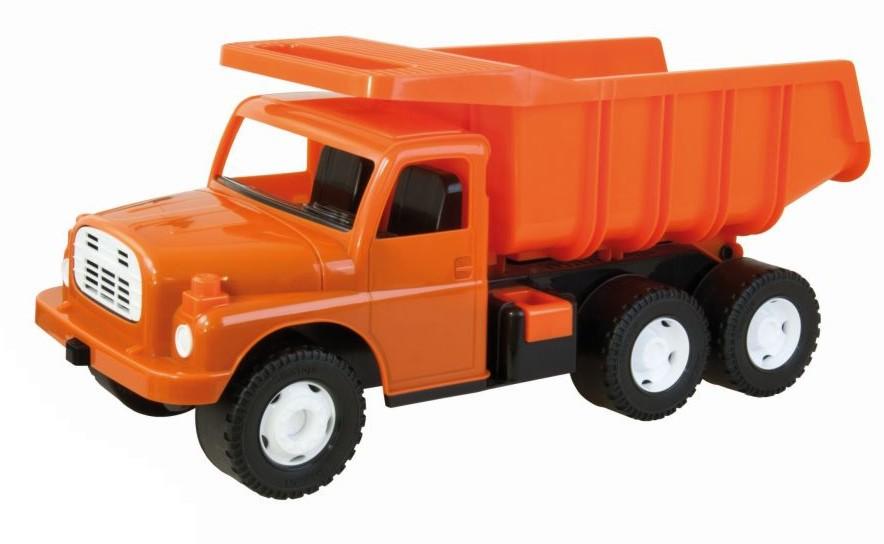 Auto Tatra 148 - oranžová