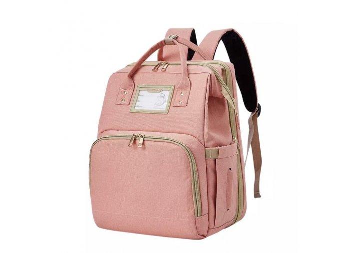 Přebalovací batoh Campbag 3v1 Pink