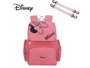 Přebalovací batoh Minnie Mouse Pink