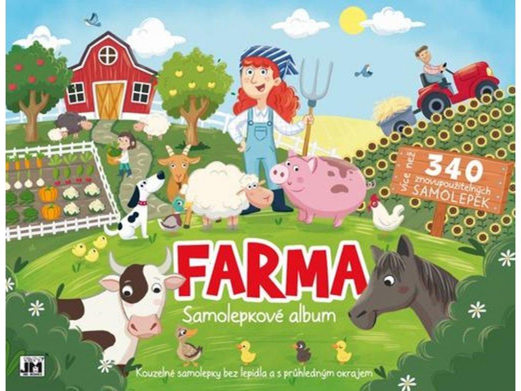 Farma - samolepkové album