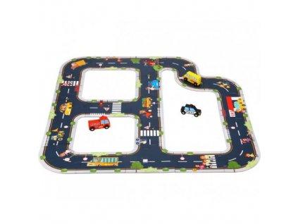 puzzle draha mesto 500x500
