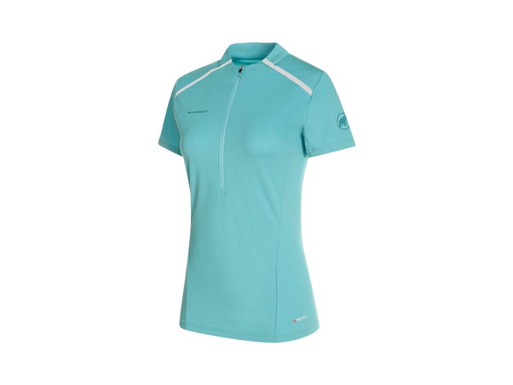 Atacazo Light Zip Women s T Shirt mu 1017 00120 50145 am