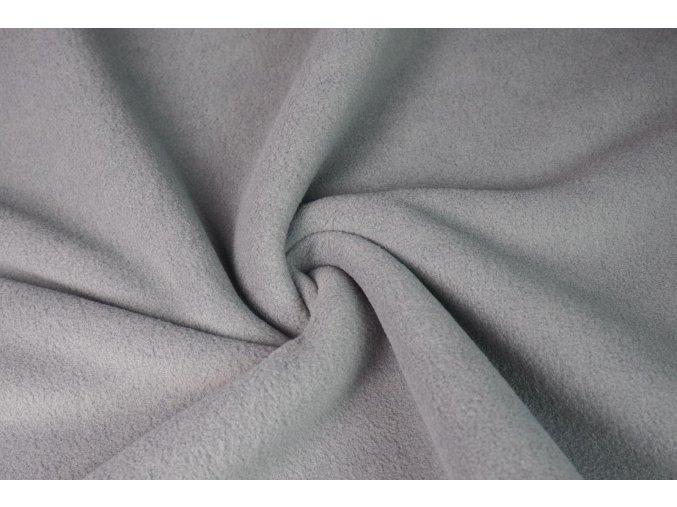 Fleece šedý4