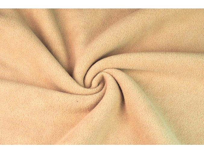 Fleece béžová1