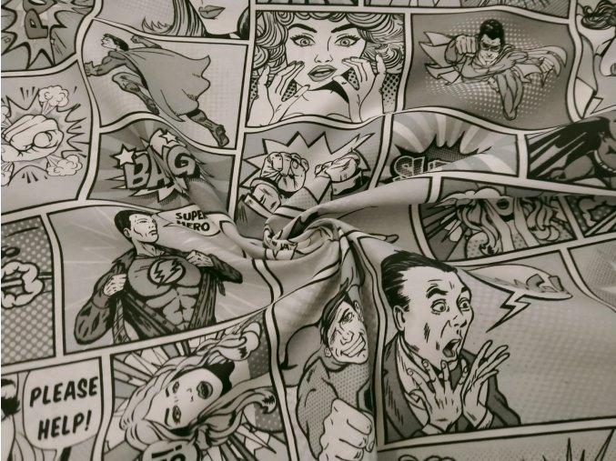 rezna bavlna komiks superman cernobily.metraz