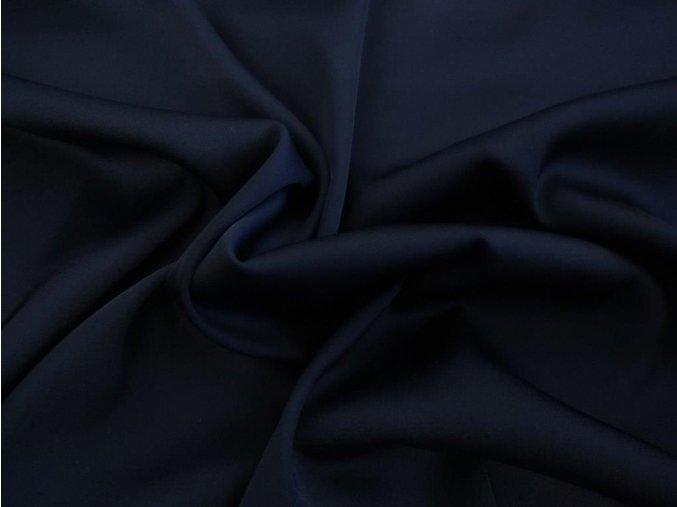 hedvábí švestkově modré