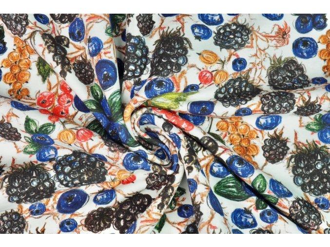 teplakovina lesni plody vzor od mamtex cz