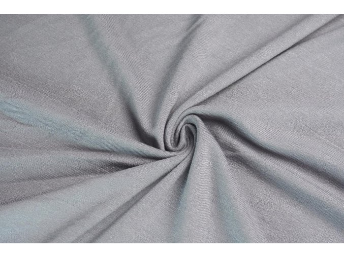 Viskozový úplet šedý2