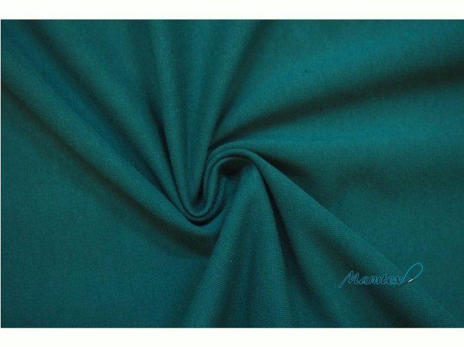 teplakovina elasticka smaragd 1
