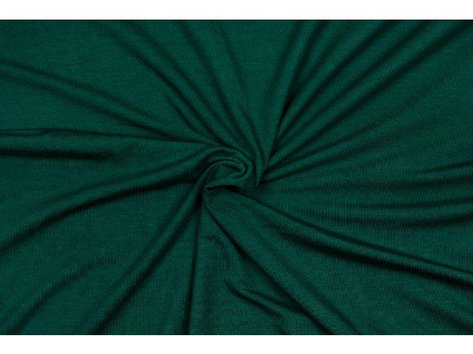 uplet jednolic tencel modal lahvove zelena