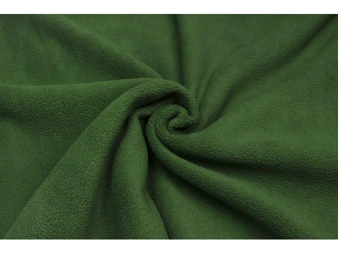 fleece myslivecka zelen