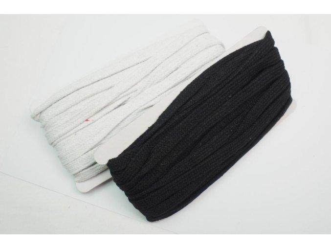 bavlnena snura dutinka 10 mm