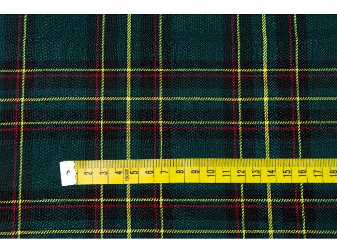 oblekovka kostka zelena