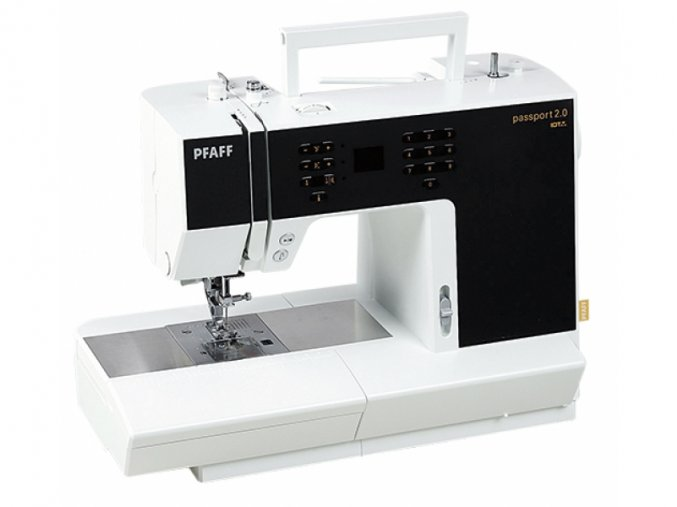 pfaff passport 2 0