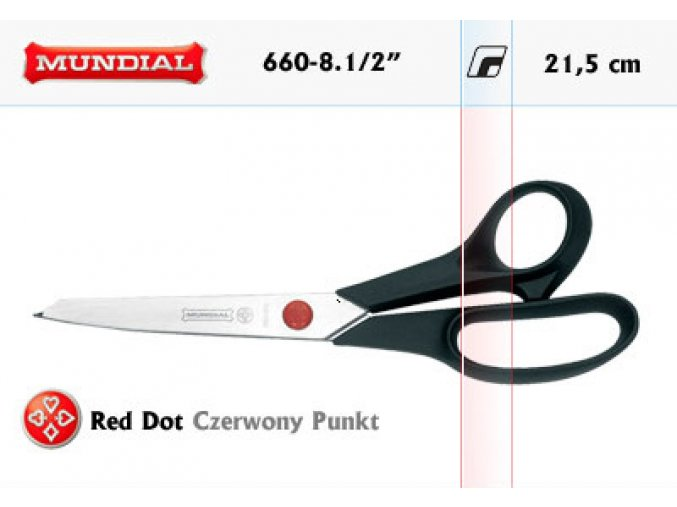 nuzky red dot 22 cm