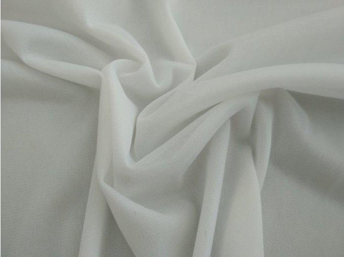podšívkka elastická bílá