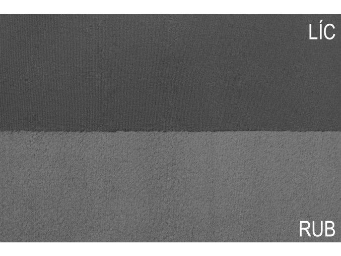 Softshell světle šedý 2