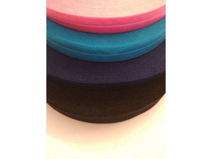 Lemovací elastický proužek 19 mm