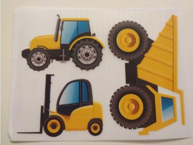 nákladní auta
