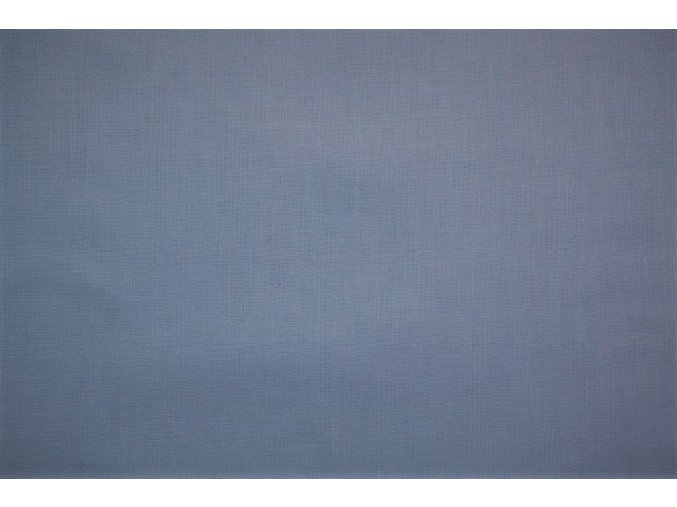 Bavlněné plátno modrá jeans