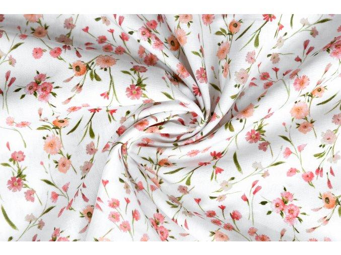 bavlna lucni kytky 1