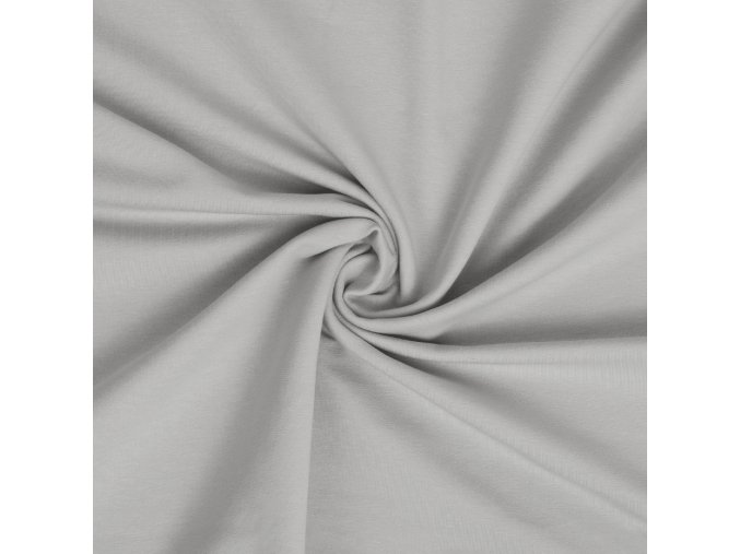 teplakovina elasticka belava seda 240 g