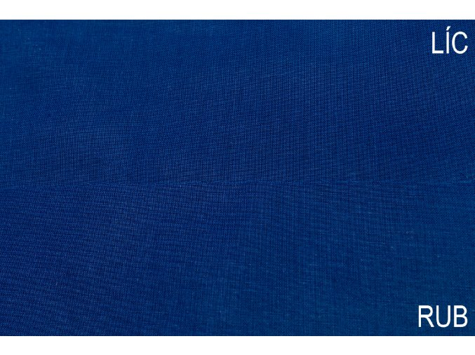 plátno modre
