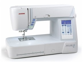 janome s3 11