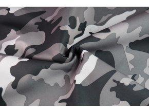 Softshell maskáč šedý1