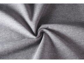Softshell zimní žíhaný šedý1