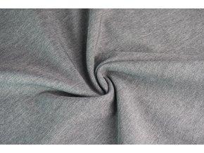 Softshell zimní šedé melé1