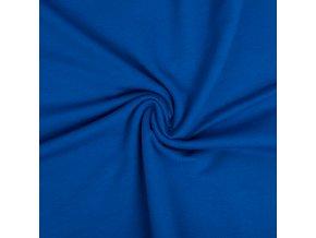 teplakovina elasticka modry safir 240 g