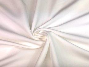 Hedvábí Armani bílé