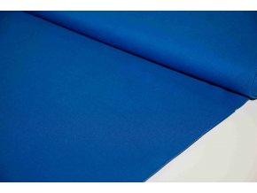 Bavlněný náplet modrý