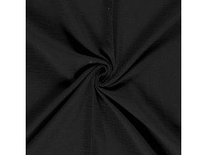 fáčovina / mušelín černá