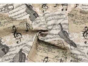 bavlna rezna hudba
