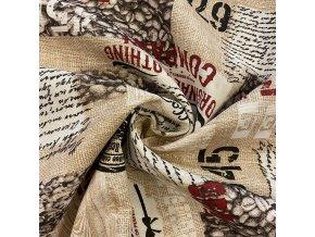 bavlna rezna ristretto uvod