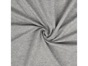 teplakovina elasticka svetlejsi sede mele metraz