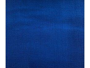 Mušelín královsky modrá